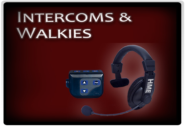 Intercom & Walkie