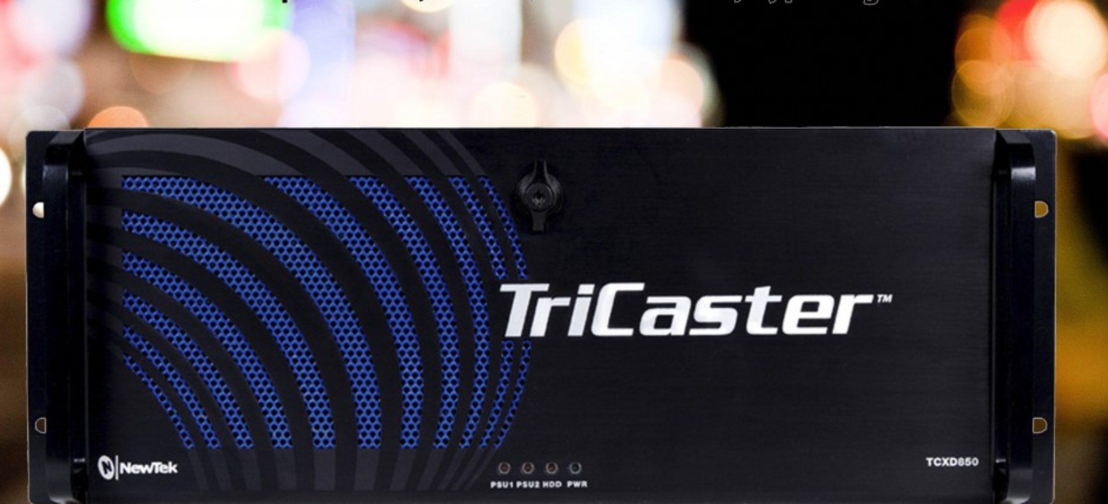 TriCaster Repair