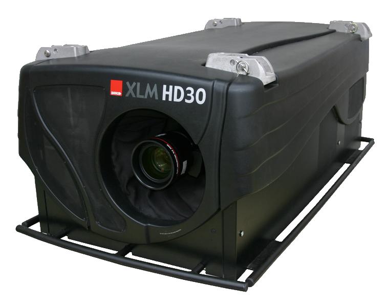 Barco XLM HD30 30,000-lumen DLP Projector