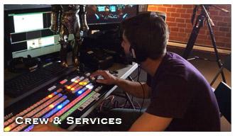 Crew & Services